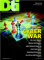 DTI September 2010 Issue Mike Meikle Contribution to Cyber War Article